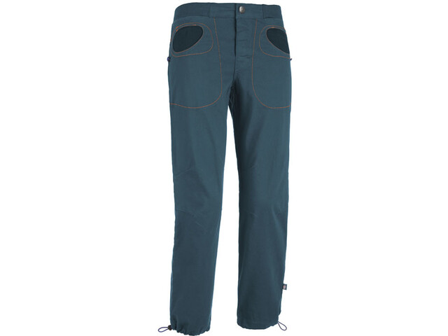 E9 B Rondo Pantalon Enfant, deep-blue